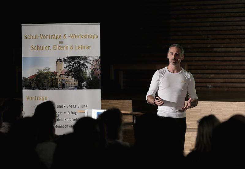 Kostenlose Vorträge für Schulen & Hochschulen in München